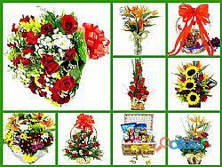 Rio acima mg floricultura entrega flores cesta de café da manhã e coroas de flores rio acima mg