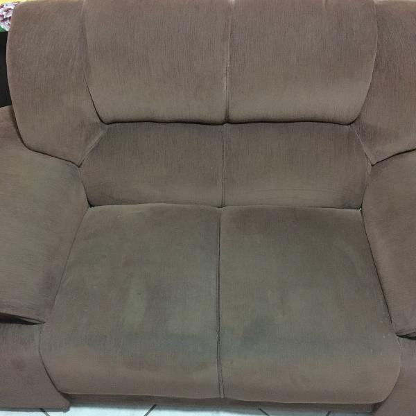 2 sofás usados 160,00