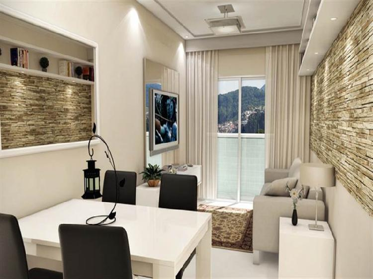 Apartamento aviacao - praia grande sp