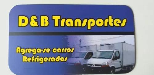 Agregamos refrigerados - d&b transportes