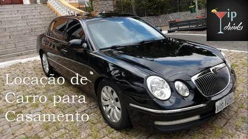 Aluguel de carro para casamento - eventos - executivo -
