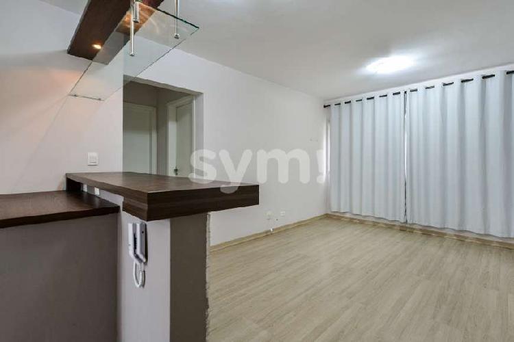 Apartamento 2 quartos semi mobiliado água verde