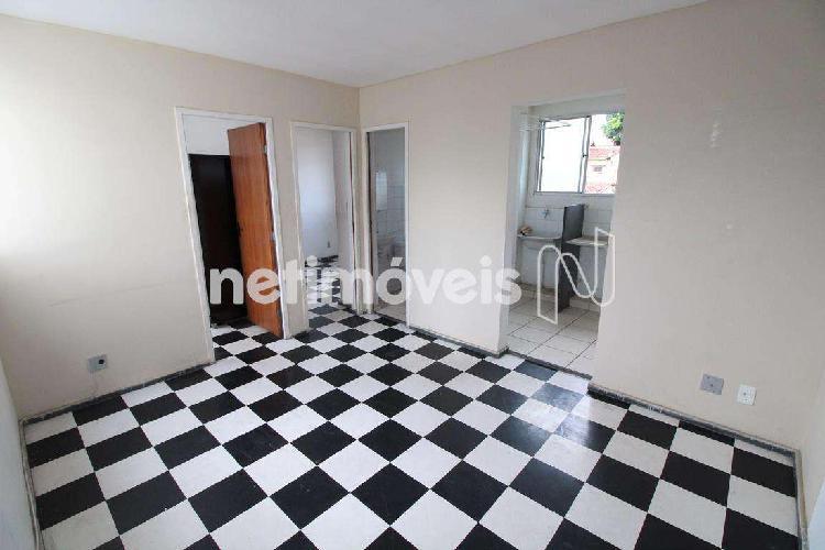 Apartamento, são joão batista (venda nova), 2 quartos, 1