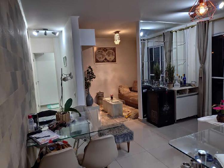 Apartamento com móveis planejados (54m) e uma suíte no