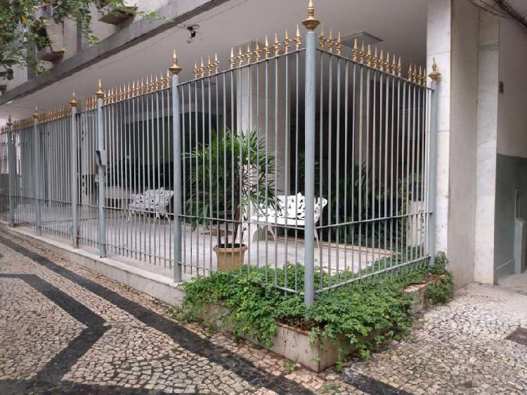 Apt 3 quartos na rua uruguai rio de janeiro - rj
