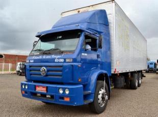Caminhão truck vw 23.210 ano 2004 báu