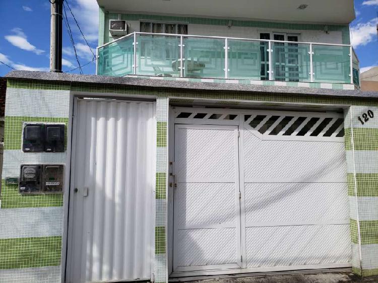 Casa para aluguel com 60 metros quadrados com 2 quartos