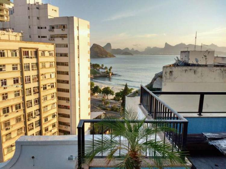 Cobertura duplex para venda em niterói, icaraí, 3