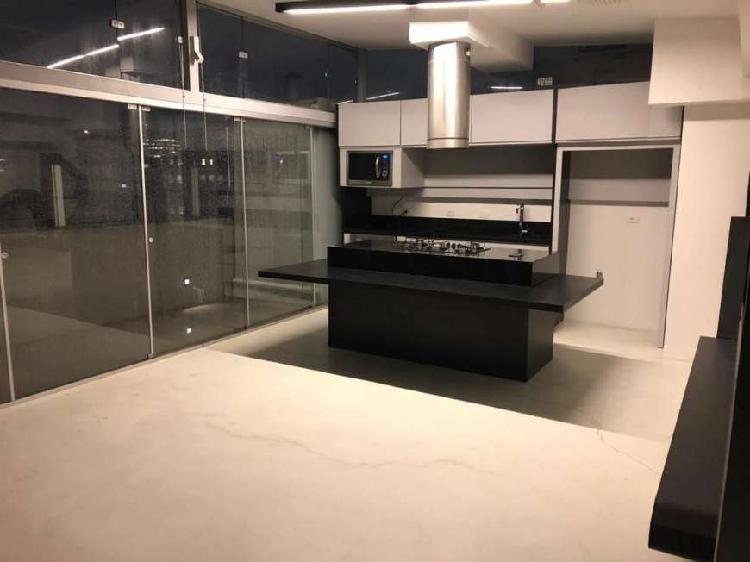 Cobertura duplex para venda com 160 m², 2 suítes em itaim