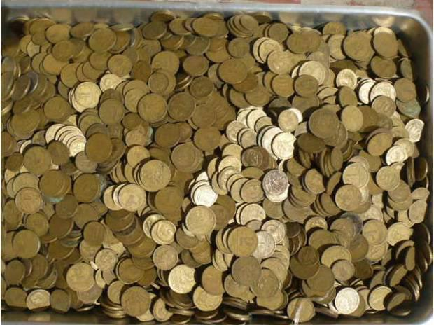 Compro moedas antigas), notas de réis em álbuns de