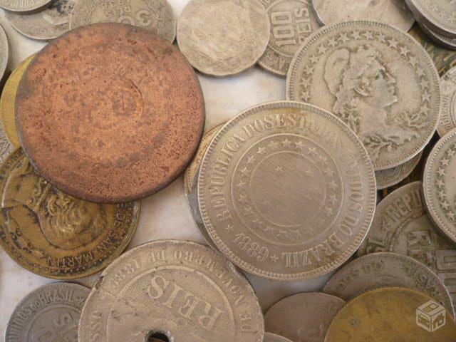 Compro moedas de reis por quilos- pago ate r$10,00 reais o