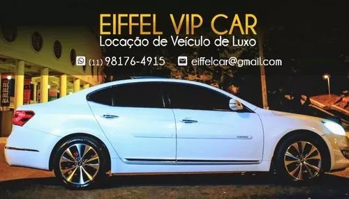 Eiffel vip car - locação de veículo de luxo para