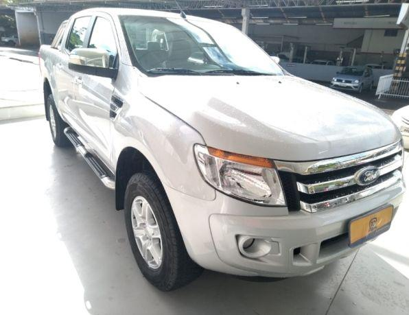 Ford ranger xlt 2.5 16v 4x2 cd flex flex - gasolina e