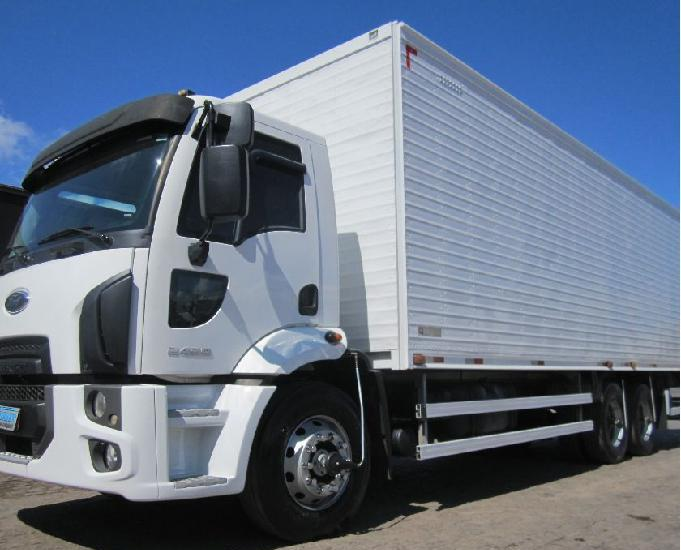 Ford cargo 2429 ano 201313