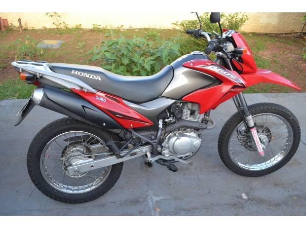 Honda bros esd 150cc 201111 vermelha