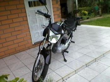 Honda cg titan 150 esdi ano/mod 2014