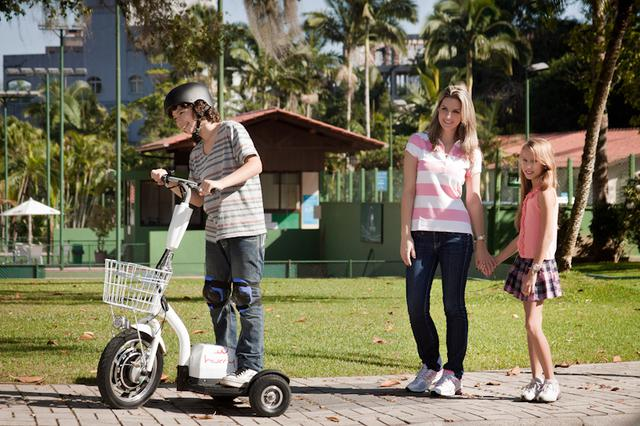 Hurry triciclos elétricos