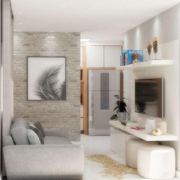 Lindo apartamento novo - entregue em outubro 2020