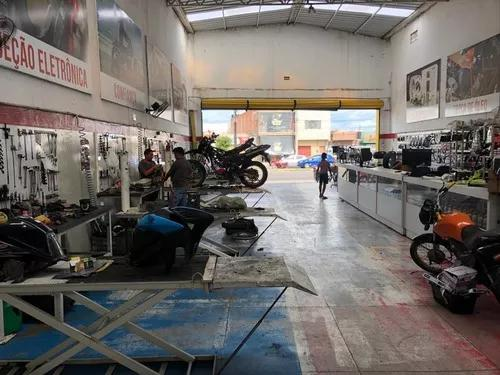 Mecânica de motos multimarcas