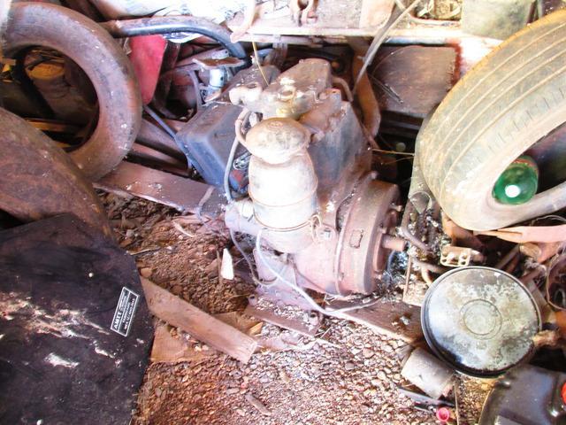 Motor de aranque estacionario diesel com motor de arranque 1