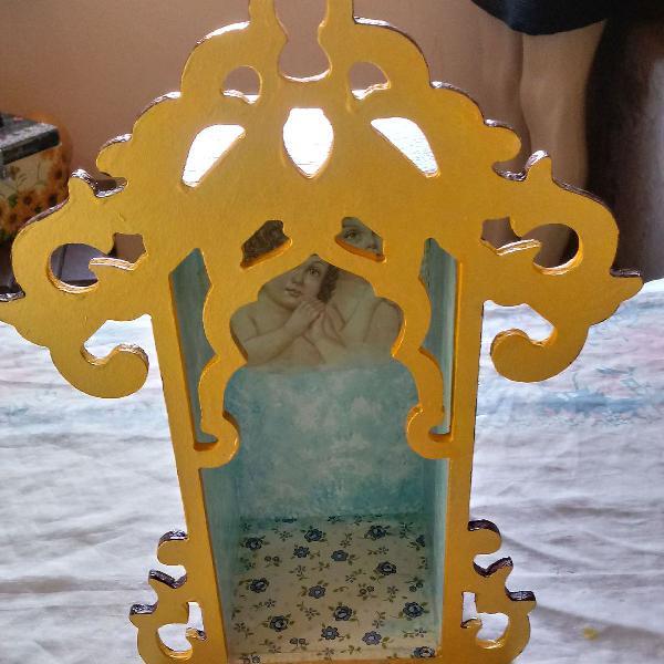 Oratório dourado