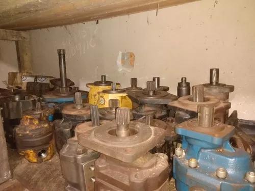 Peças e serviços para tratores e maquinas pesadas