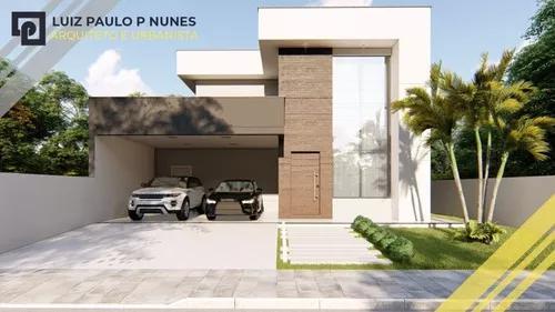 Projeto de arquitetura - 150 à 250 m²