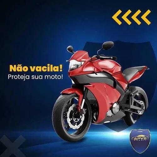 Proteção veicular - moto