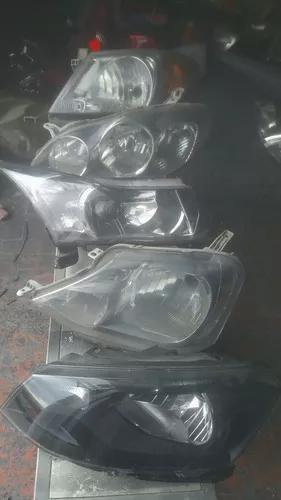 Recuperadora de lanternas, faróis e retrovisores