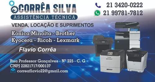 Serviços técnico de fotocopiados.