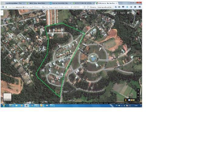 Terreno à venda, 1400 m² - paysage brise