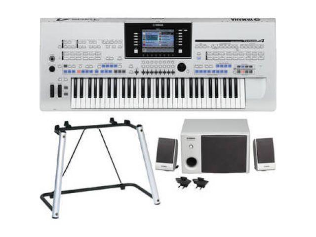Yamaha tyros, korg pa4x, motif xf8, roland fantom g8
