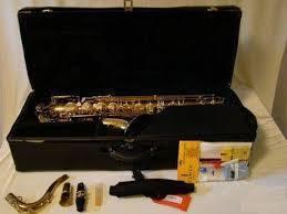 Yamaha yas62ii professional alto saxophone