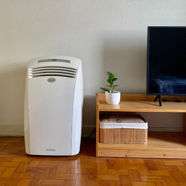 Ar condicionado portátil splendid piu 12 (12.000 btus) 220v