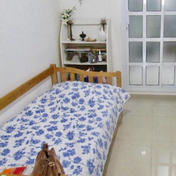 Bi cama linda cor mel não acompanha colchão