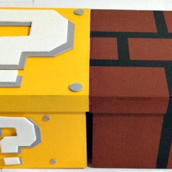 Caixa organizadora 2 peças