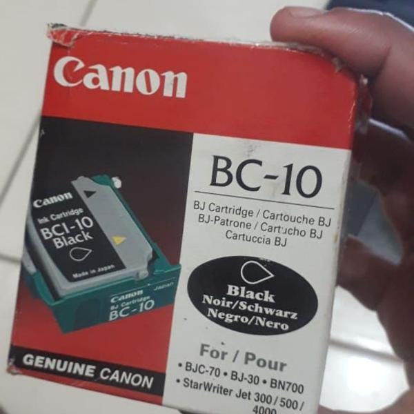 Cartucho canon