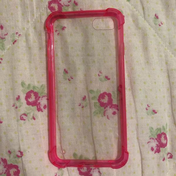 Case de plástico iphone 7/8