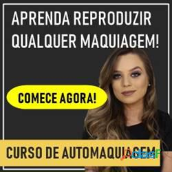 Curso de automaquiagem fórmula makeup !!!