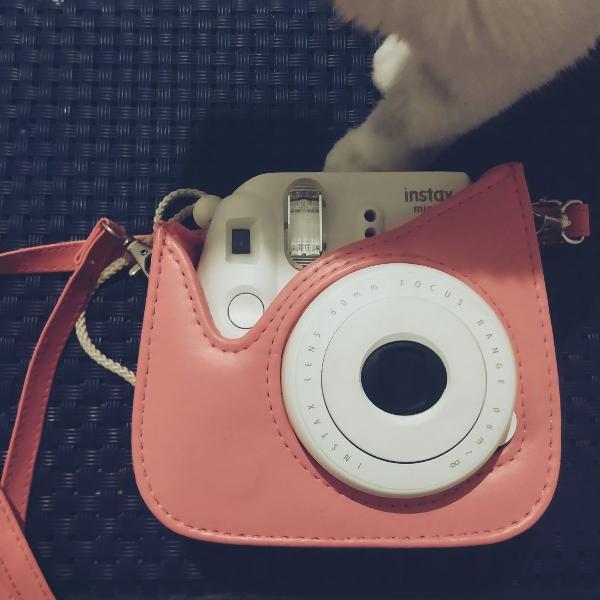Fujifilm instax mini 8 + capinha