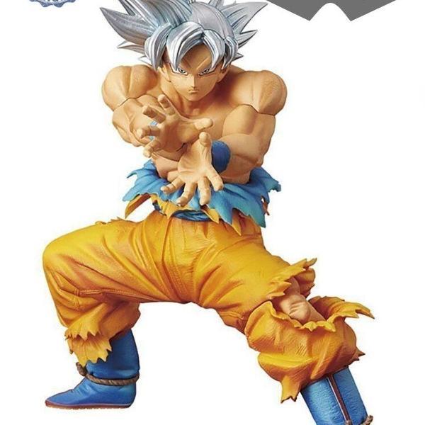 Goku ultra instinto superior original dragon ball super