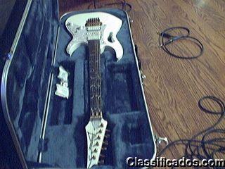guitarra IBANEZ FLORAL