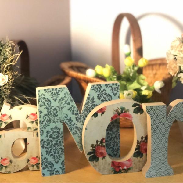 Kit decoração de festa floral
