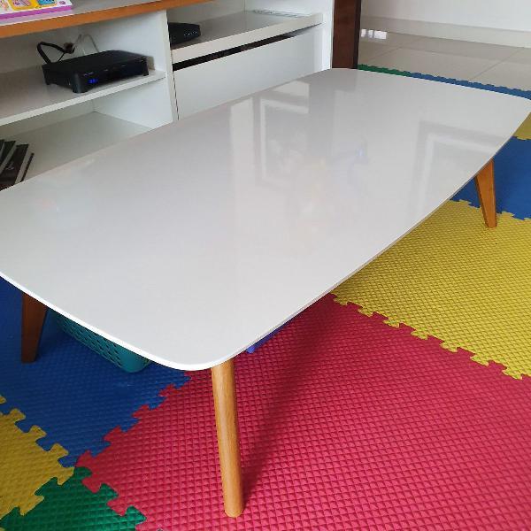 Mesa de centro branca