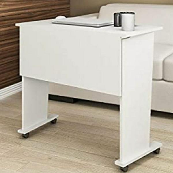 Mesa para notebook com rodinhas dobravel