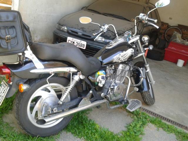 Moto fym modelo fy 250cc ano 2008 22000 km originais ótimo