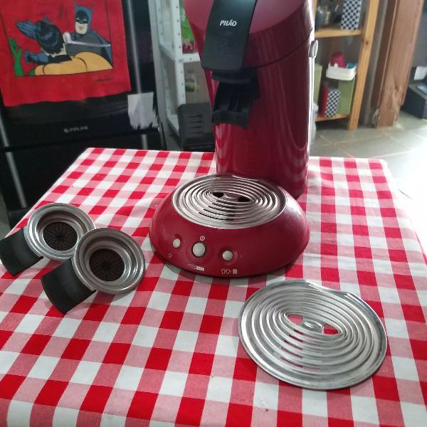 Máquina de café senseo philips pilão 110v