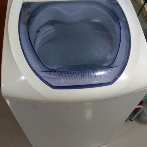 Máquina de lavar electrolux 6 kg turbo economia