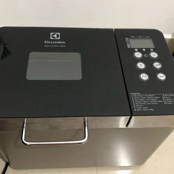 Máquina de pão electrolux - panificadora