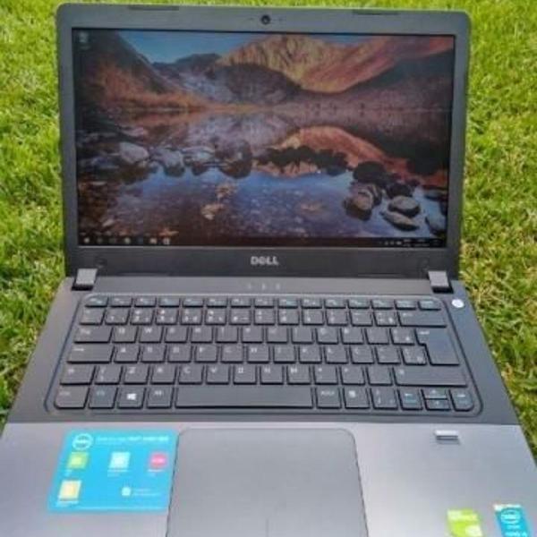 Notebook dell i7 8gb 500hd gt 740m 2gb